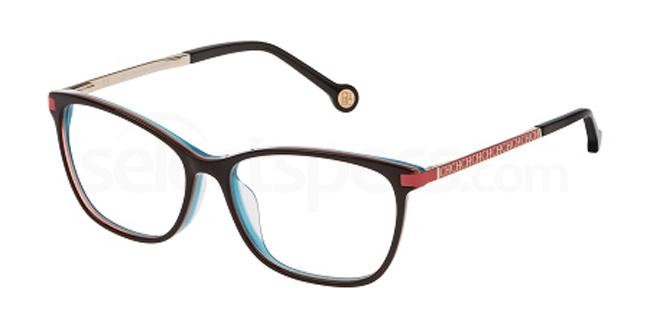 01BA VHE714 Glasses, CH Carolina Herrera