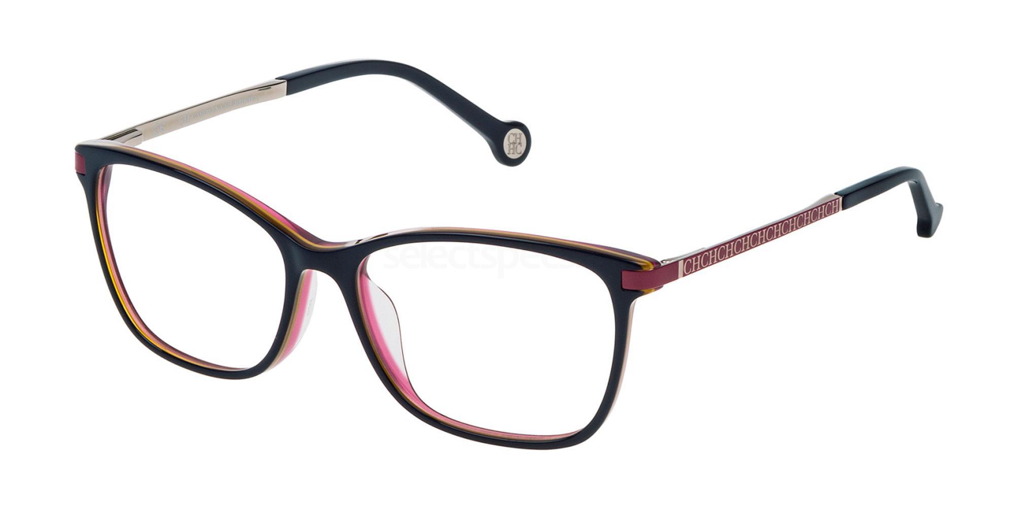 01CU VHE714 Glasses, CH Carolina Herrera