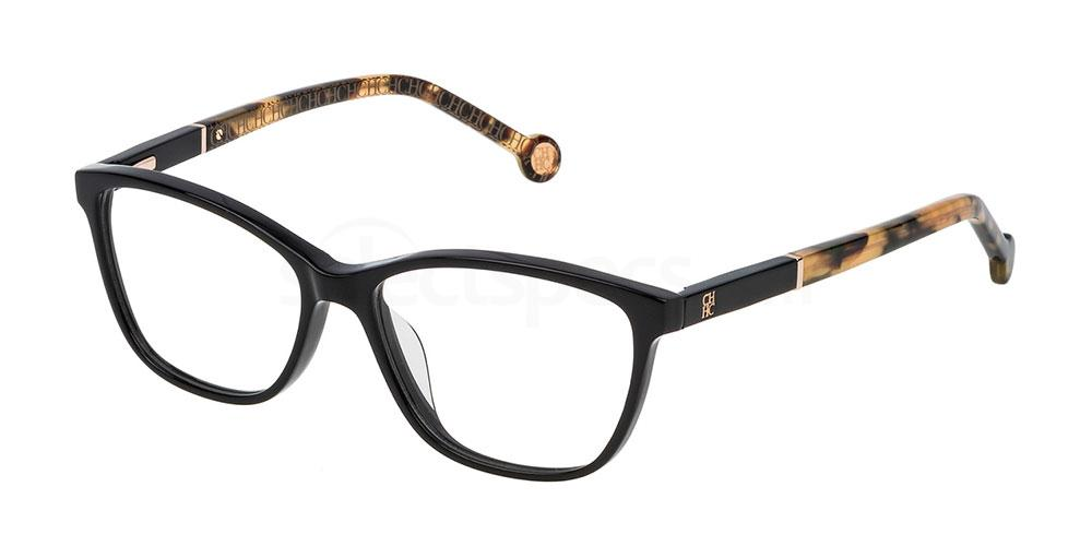 0700 VHE712 Glasses, CH Carolina Herrera