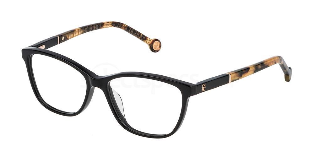 0700 VHE712 Glasses, CH Carolina Herrera