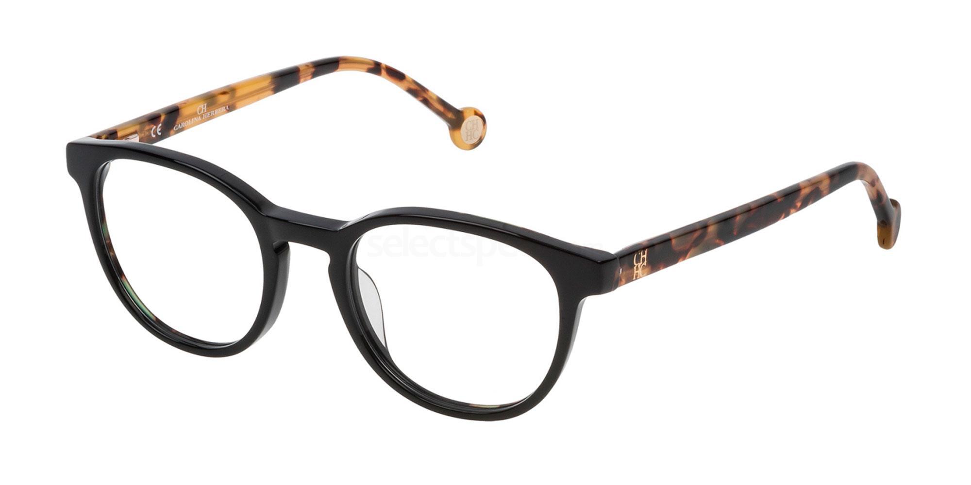 0700 VHE715 Glasses, CH Carolina Herrera