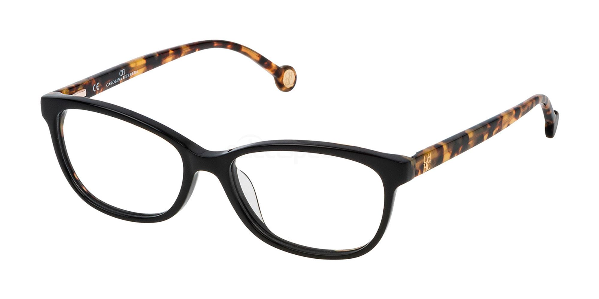 0700 VHE716 Glasses, CH Carolina Herrera