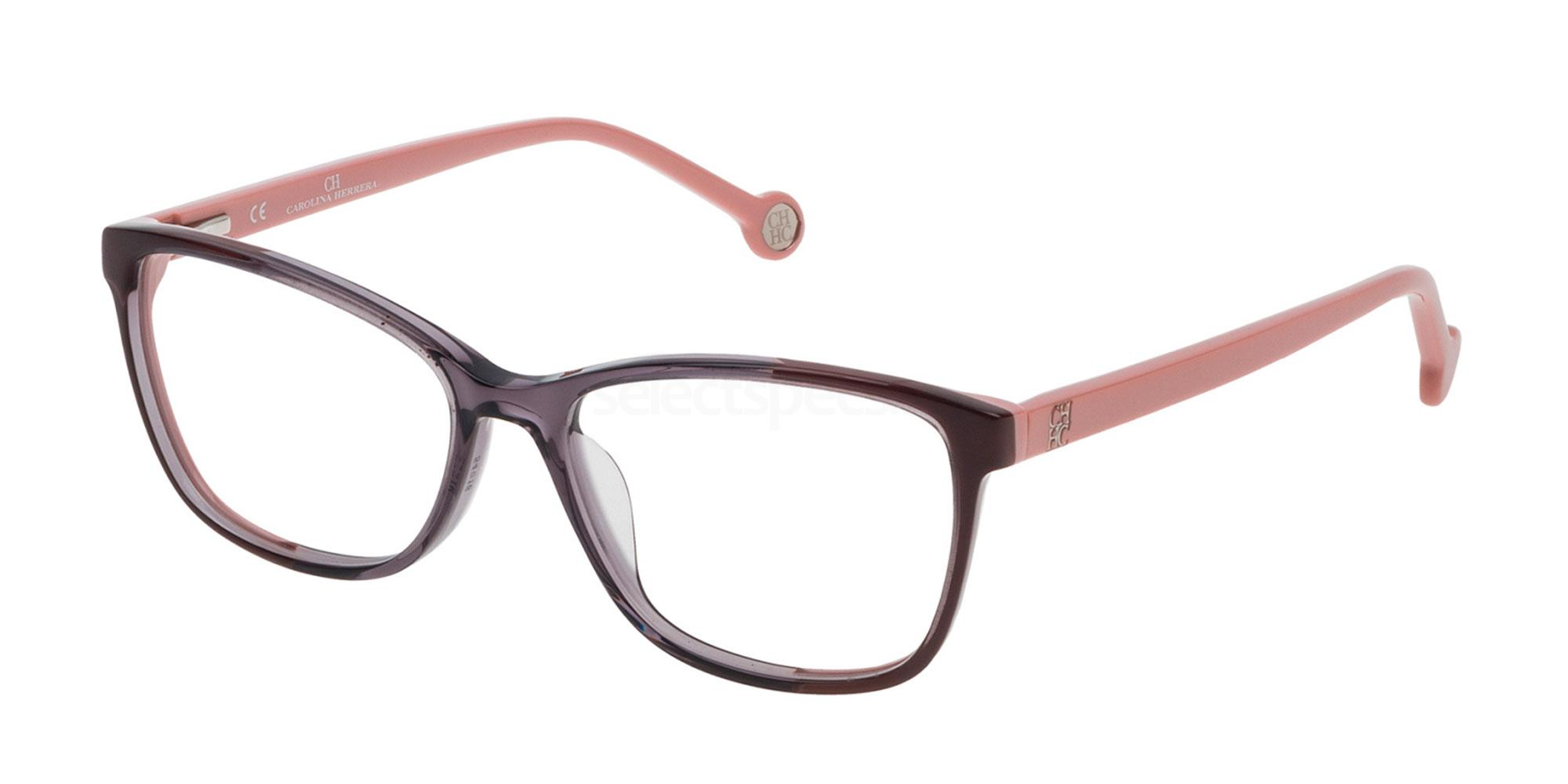 0AAU VHE717 Glasses, CH Carolina Herrera