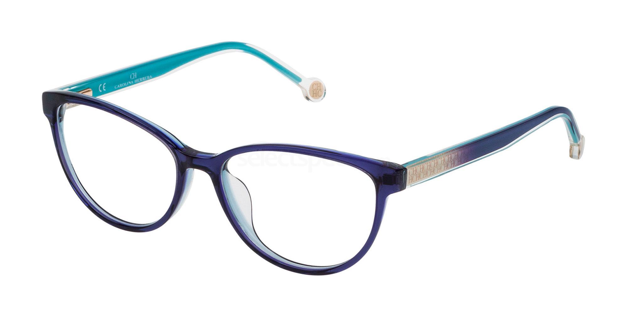 0J62 VHE724 Glasses, CH Carolina Herrera