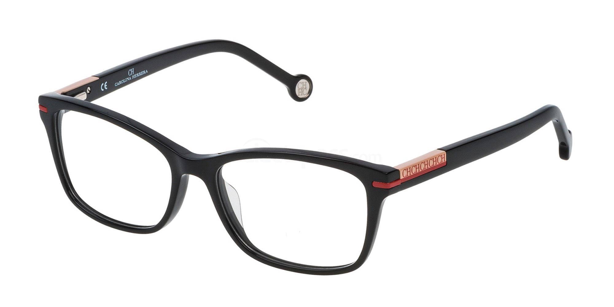 0700 VHE729N Glasses, CH Carolina Herrera