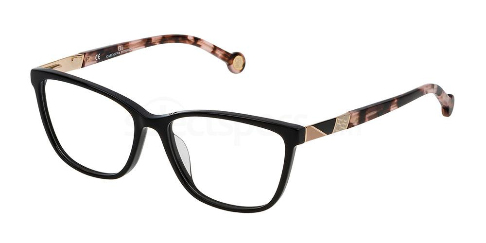 700Y VHE761 Glasses, CH Carolina Herrera