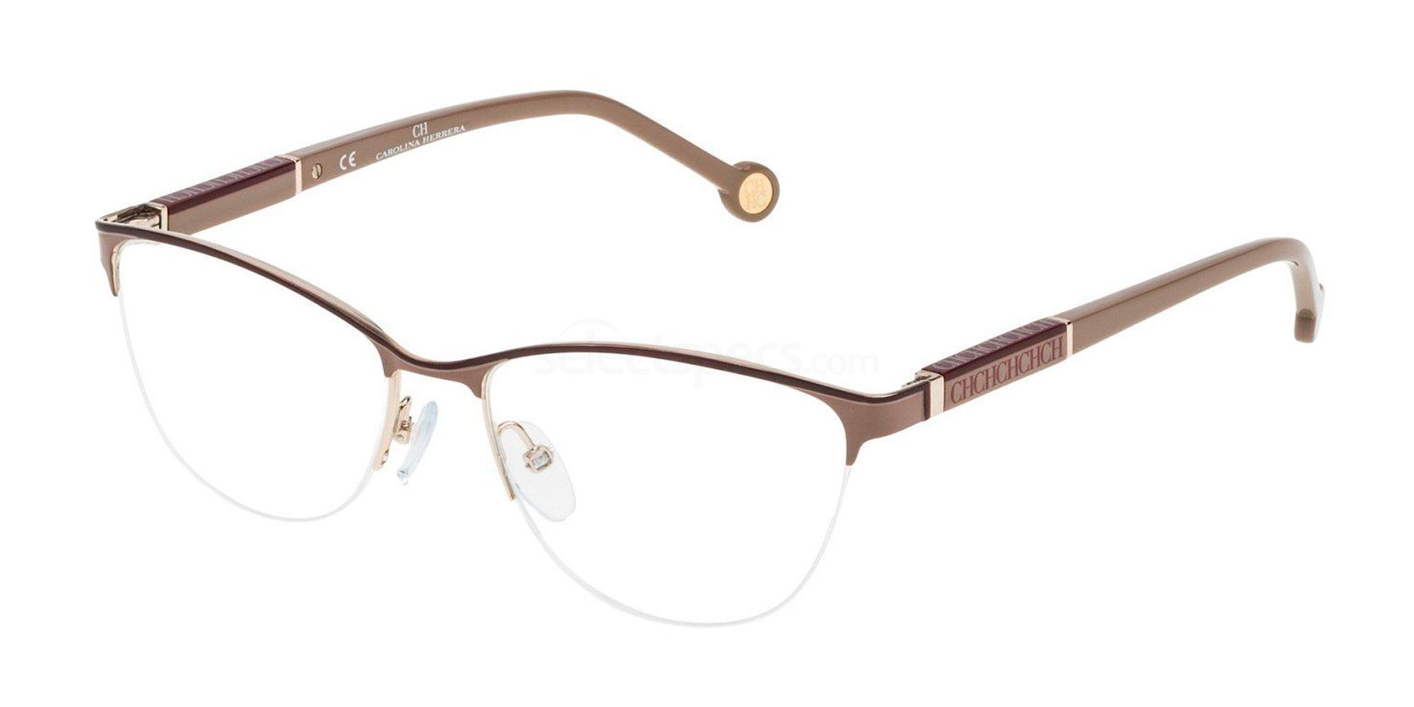 0484 VHE079 Glasses, CH Carolina Herrera