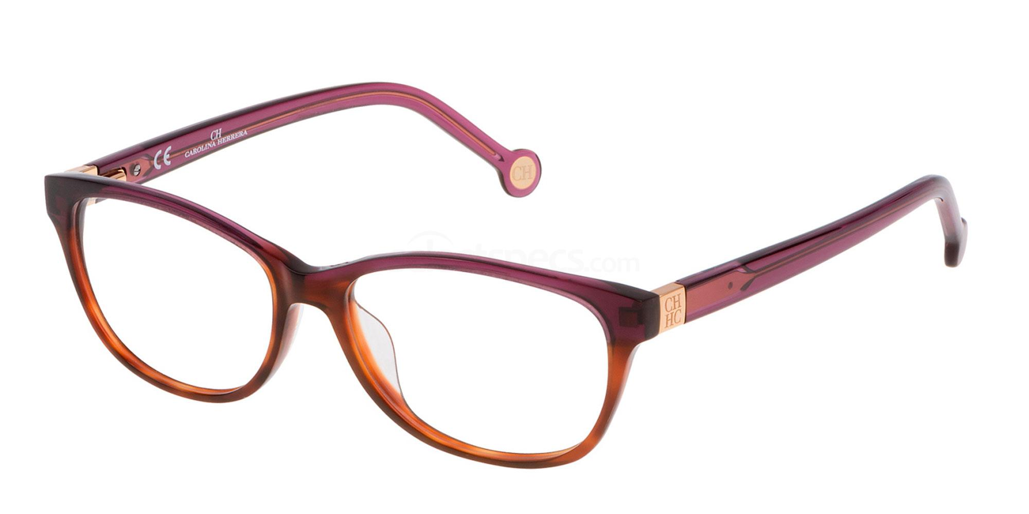 09PW VHE626N Glasses, CH Carolina Herrera