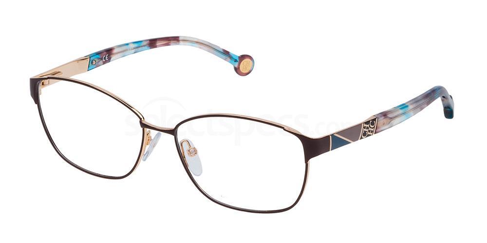 0367 VHE109 Glasses, CH Carolina Herrera