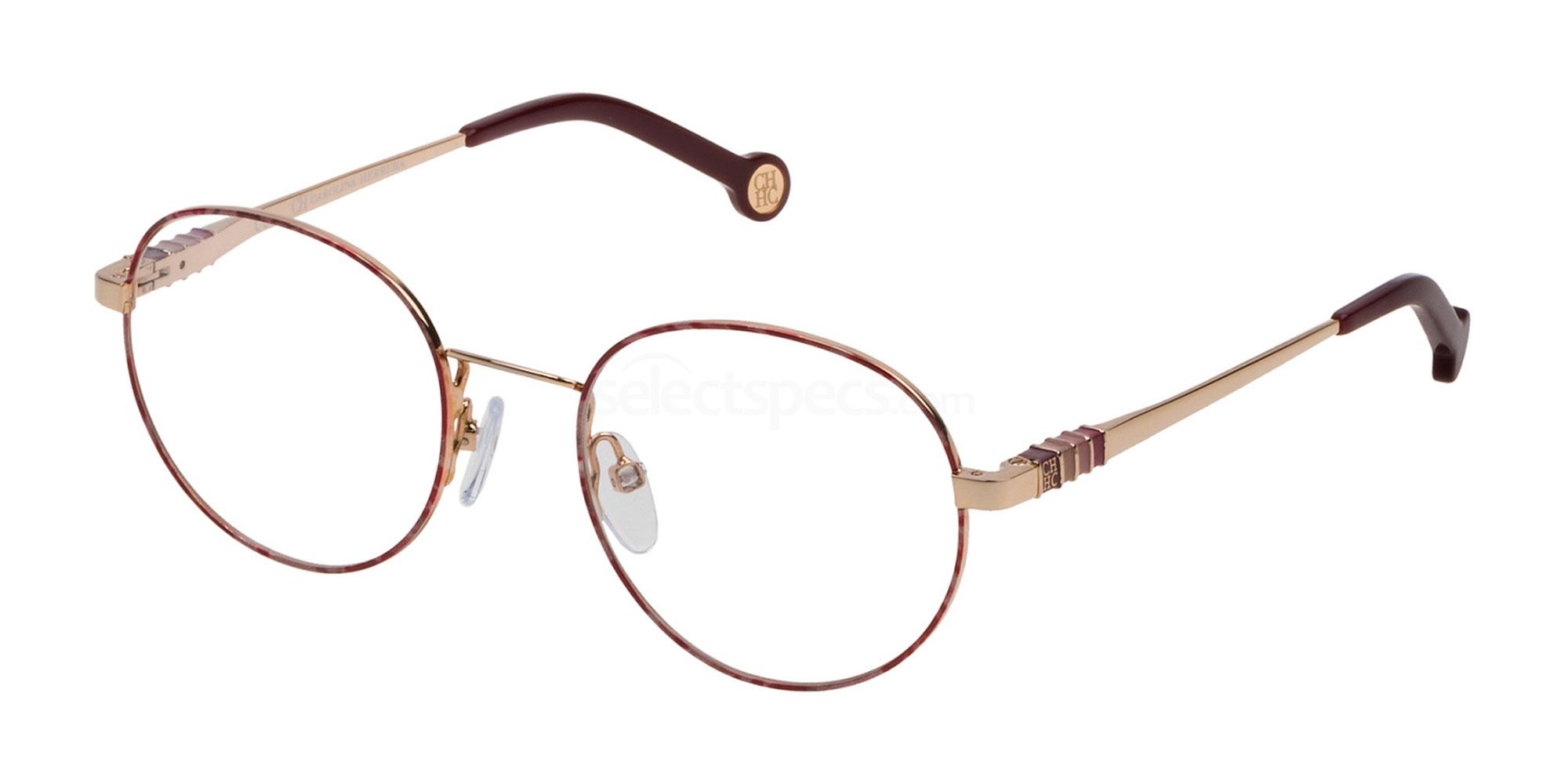 0325 VHE113 Glasses, CH Carolina Herrera