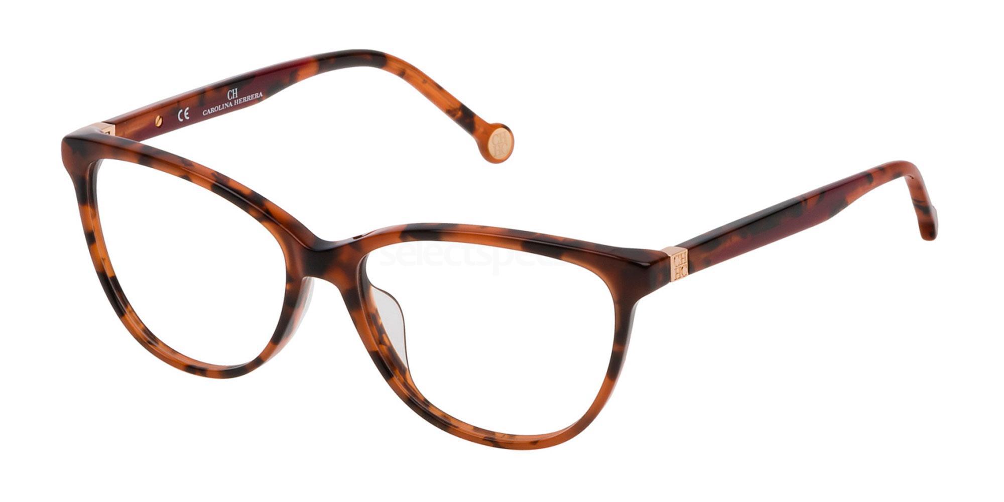 01FG VHE770 Glasses, CH Carolina Herrera