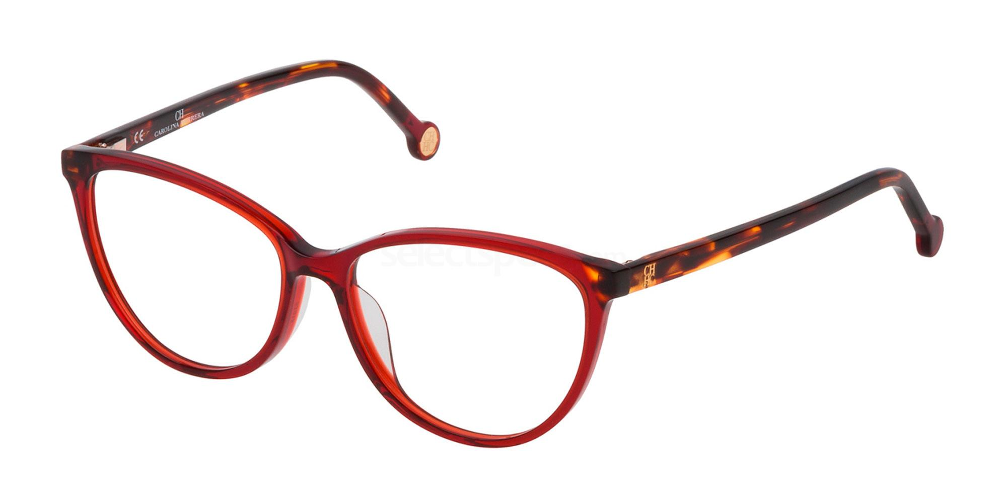 06DC VHE772 Glasses, CH Carolina Herrera