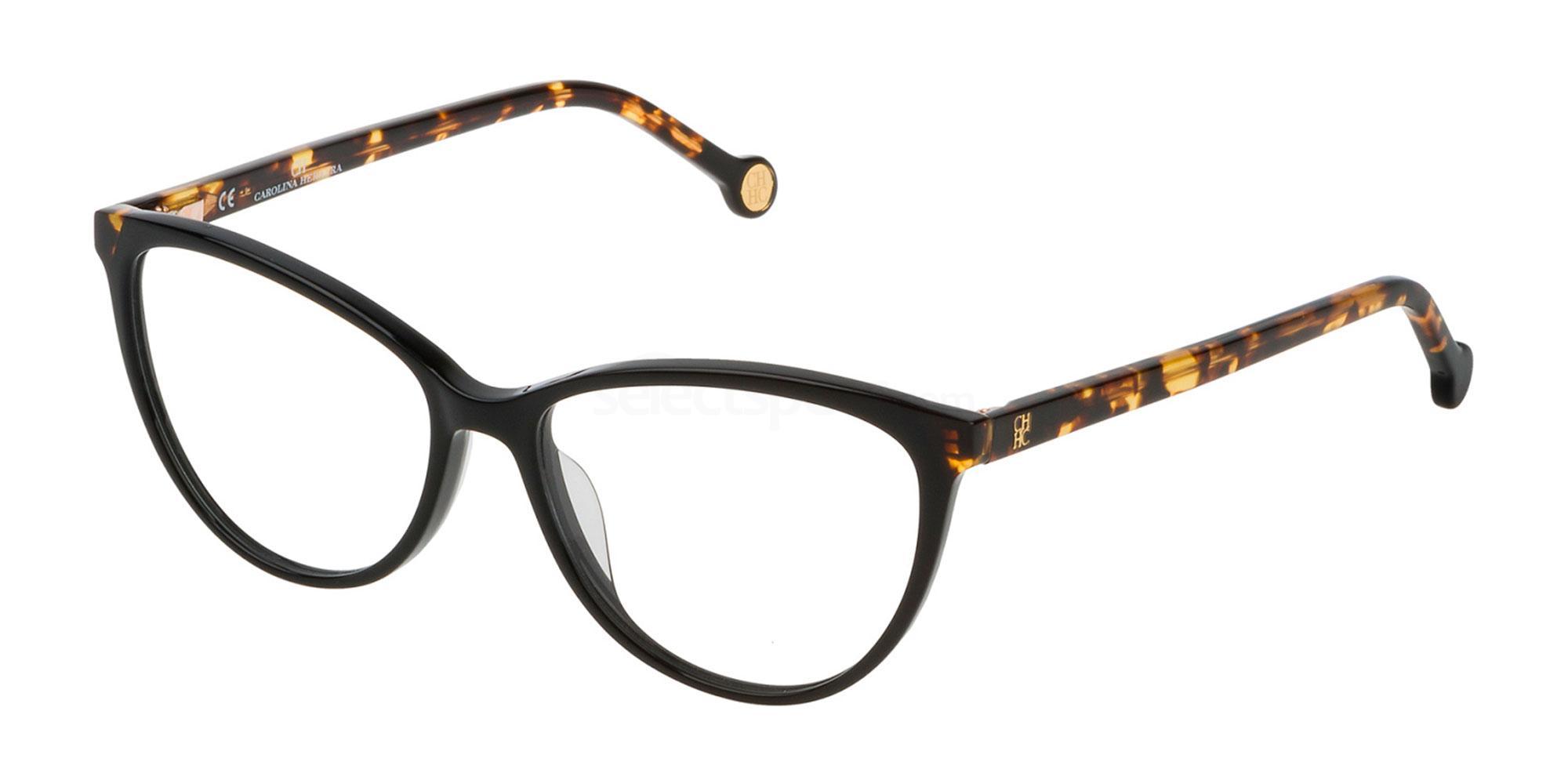 0700 VHE772 Glasses, CH Carolina Herrera