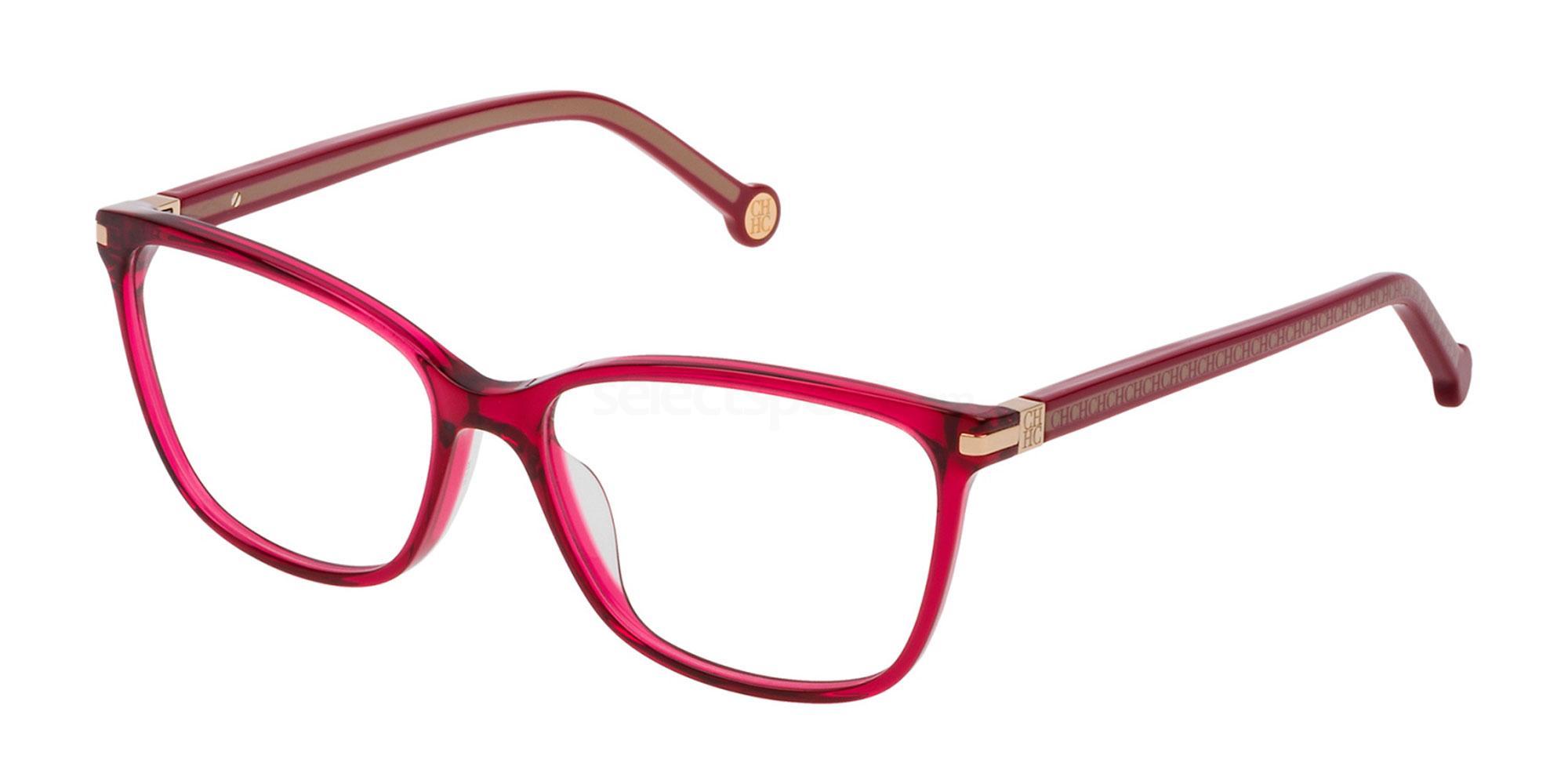 01BV VHE775 Glasses, CH Carolina Herrera