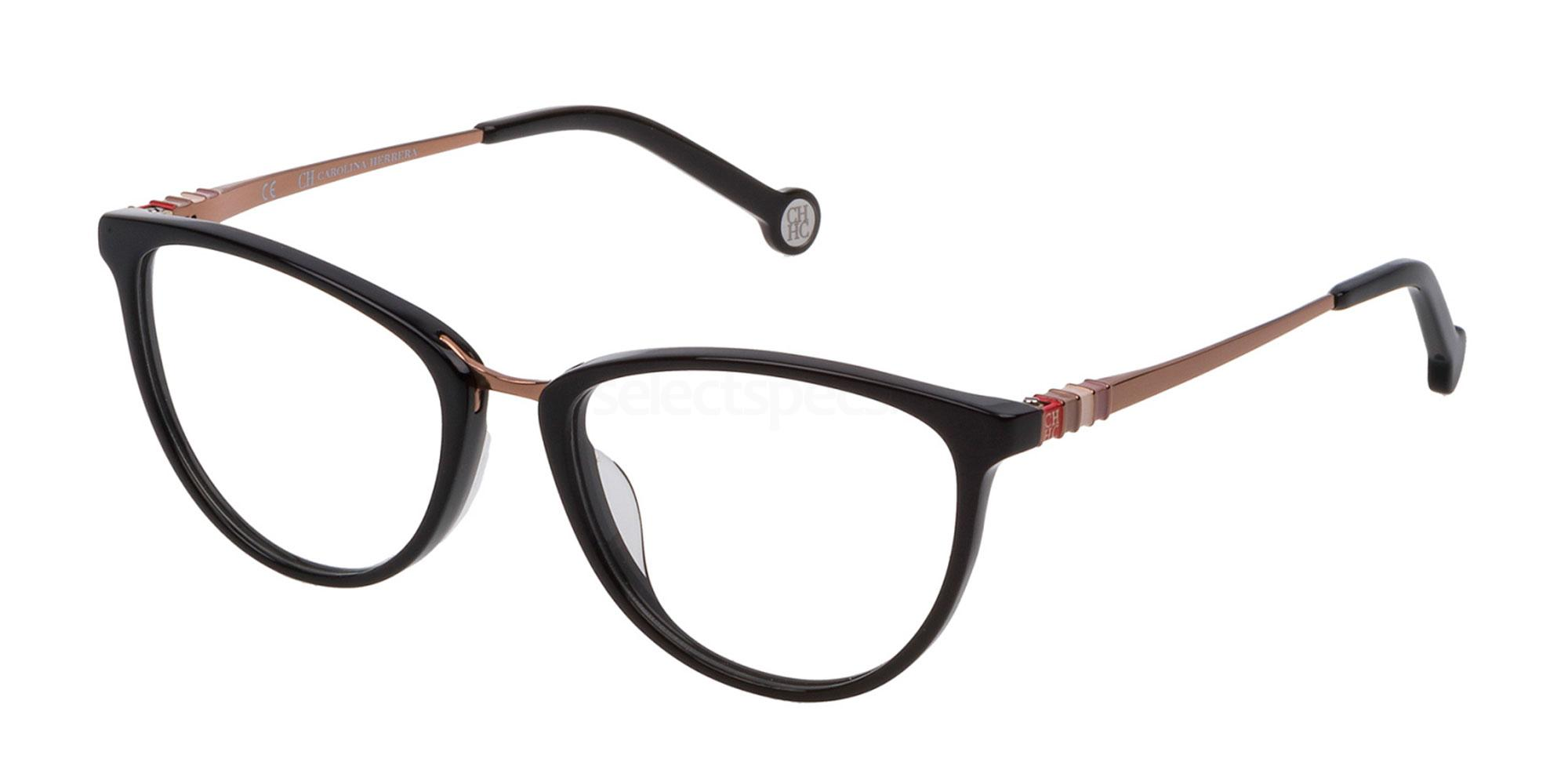 0700 VHE778 Glasses, CH Carolina Herrera