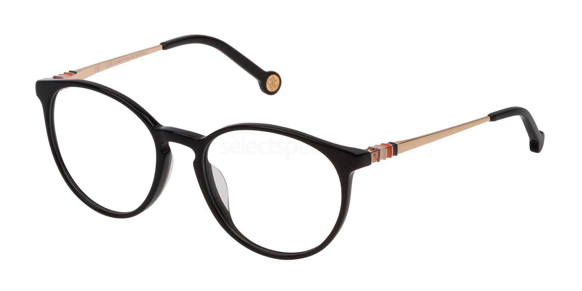 700Y VHE779 Glasses, CH Carolina Herrera