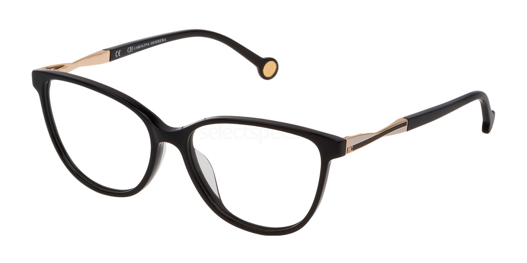 0700 VHE780 Glasses, CH Carolina Herrera