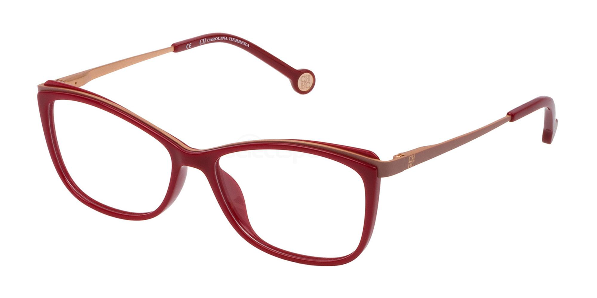 01AW VHE782 Glasses, CH Carolina Herrera