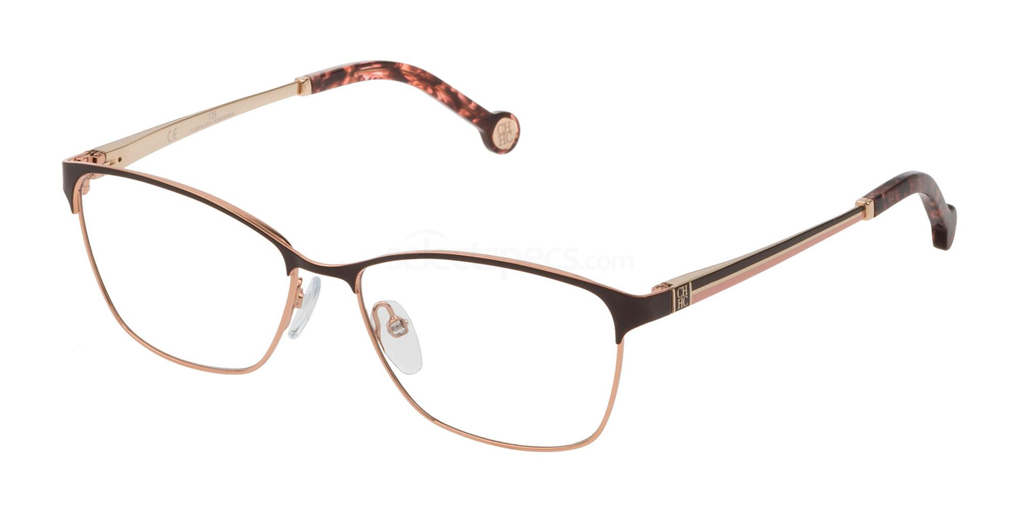0287 VHE125 Glasses, CH Carolina Herrera