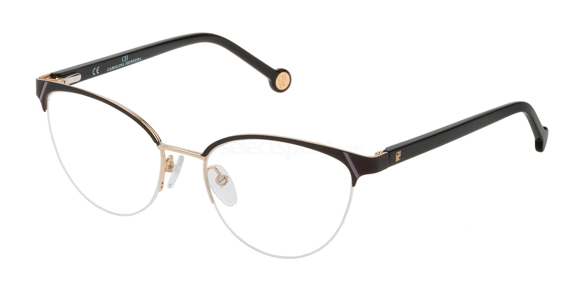 0302 VHE126L Glasses, CH Carolina Herrera