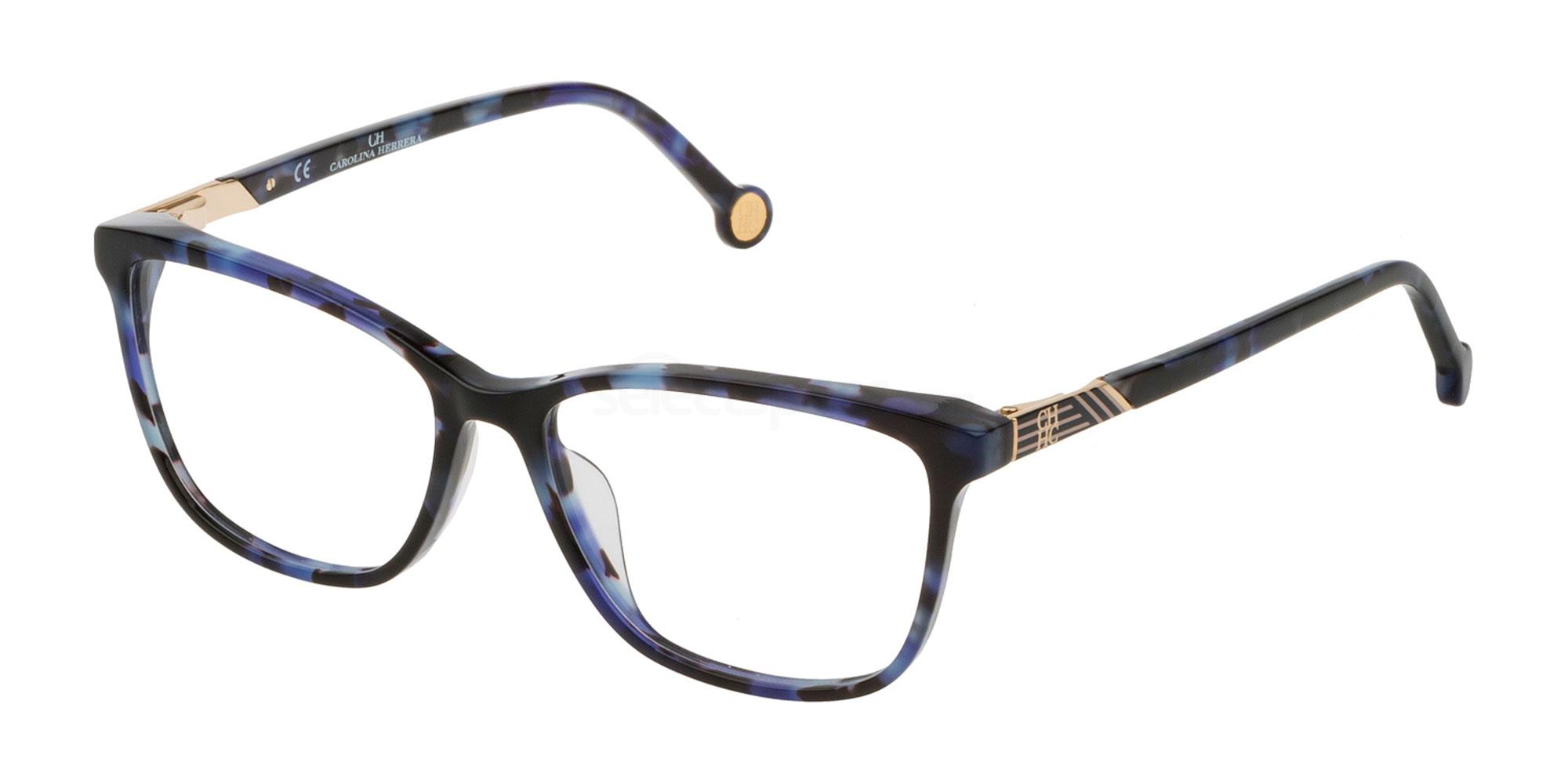 06DQ VHE799 Glasses, CH Carolina Herrera