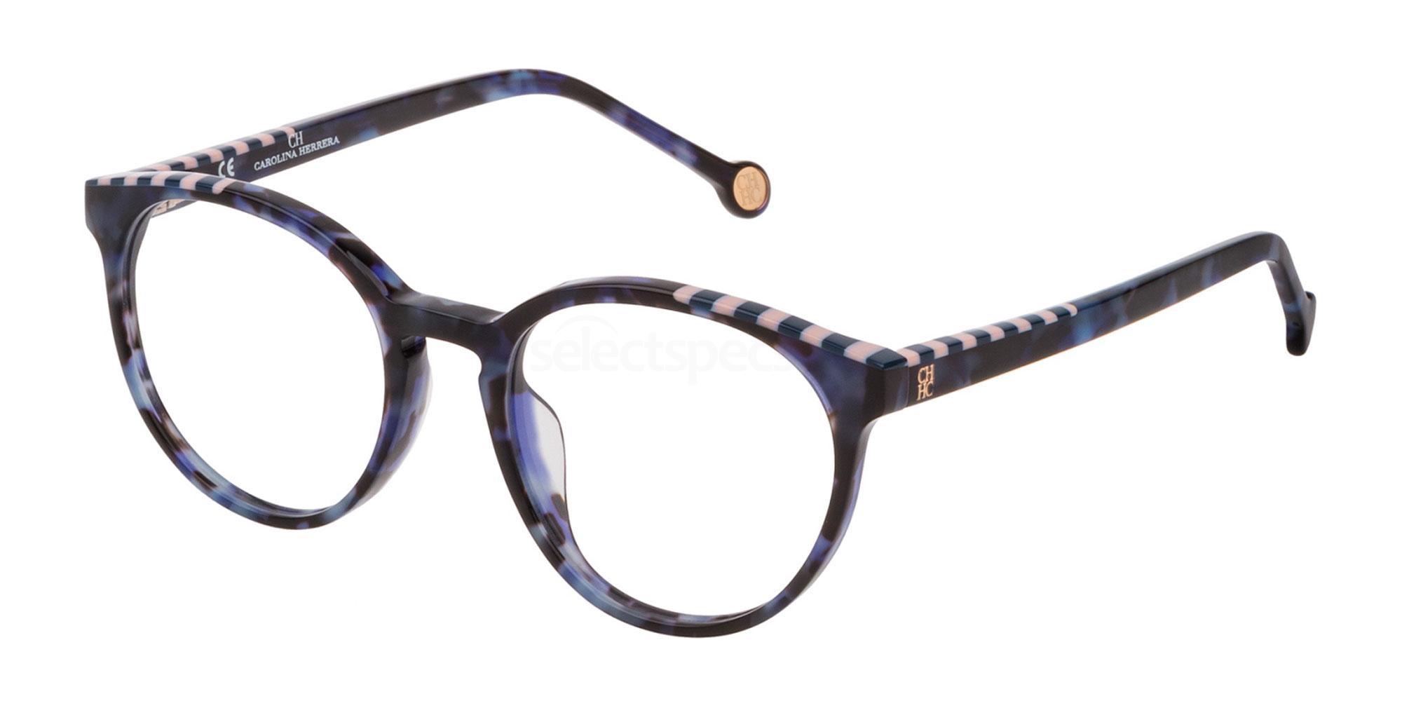 06DQ VHE802V Glasses, CH Carolina Herrera