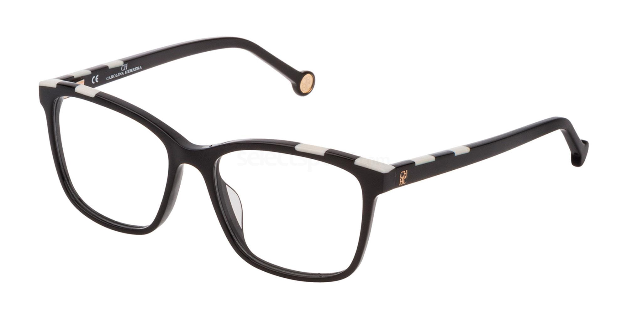 0700 VHE803 Glasses, CH Carolina Herrera