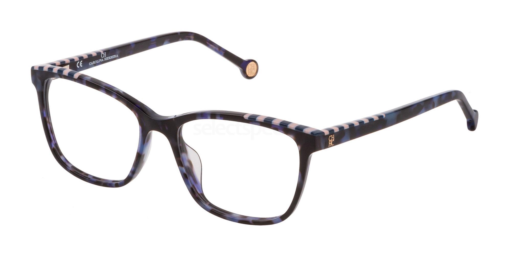 06DQ VHE803V Glasses, CH Carolina Herrera