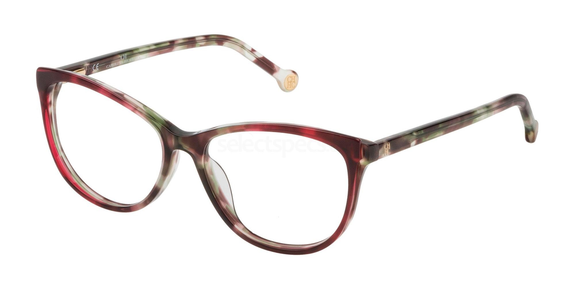 05AH VHE804 Glasses, CH Carolina Herrera