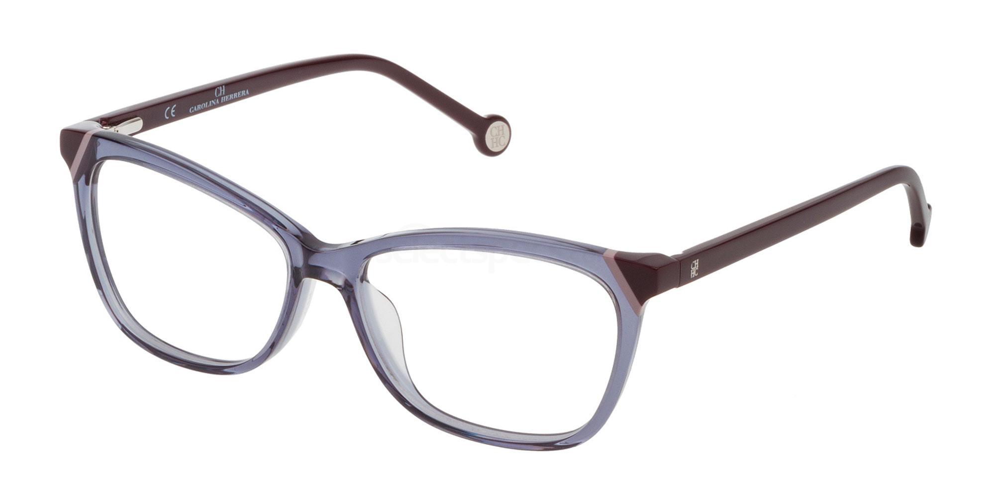04AL VHE806L Glasses, CH Carolina Herrera