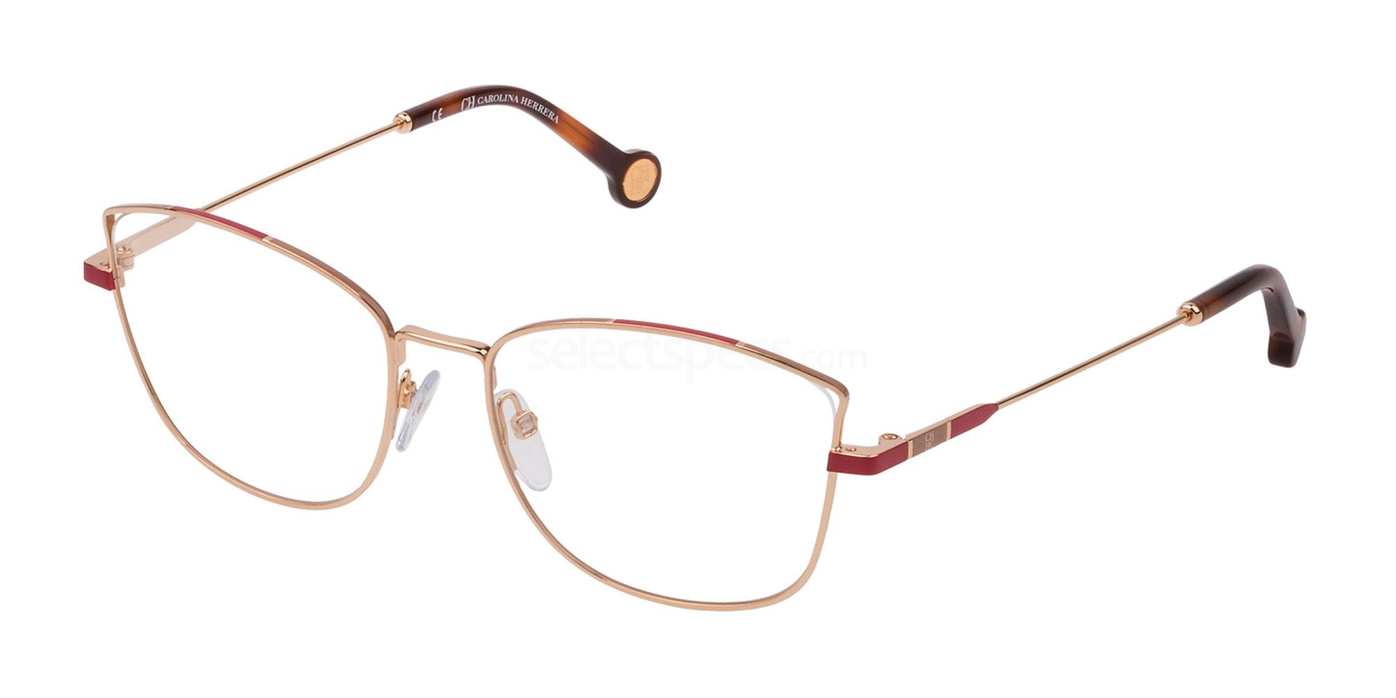 0300 VHE133 Glasses, CH Carolina Herrera