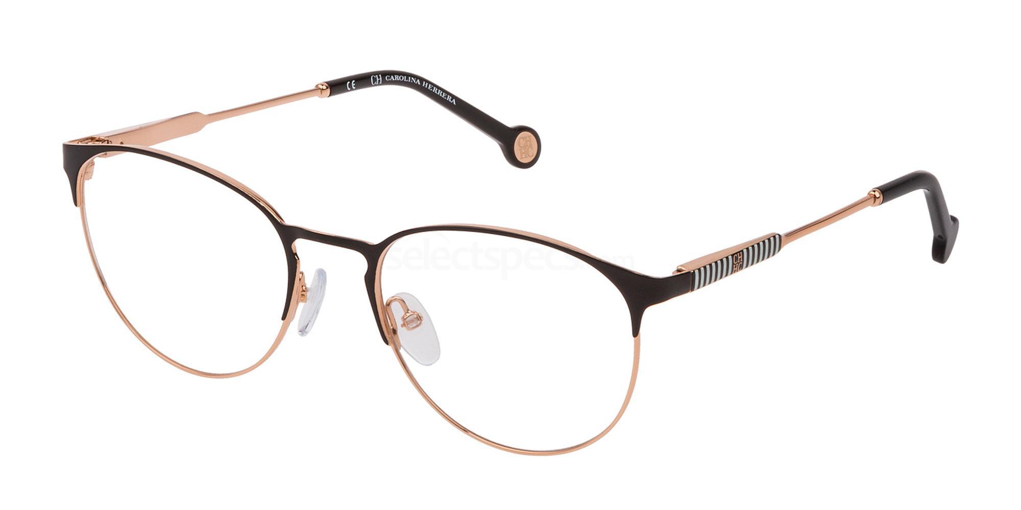 0301 VHE136 Glasses, CH Carolina Herrera