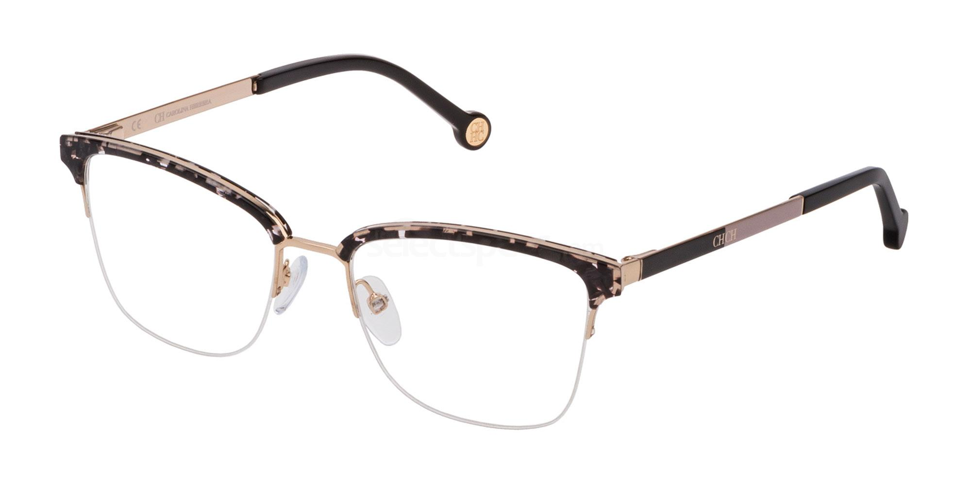 0300 VHE138 Glasses, CH Carolina Herrera