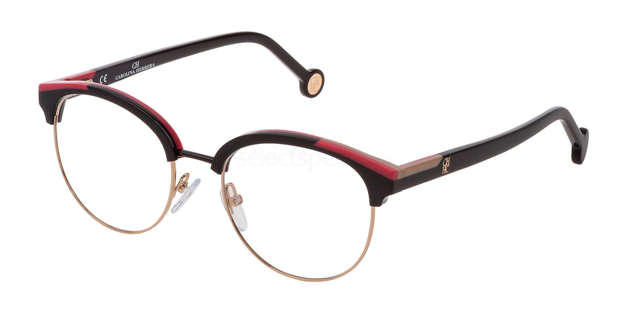 0301 VHE139L Glasses, CH Carolina Herrera