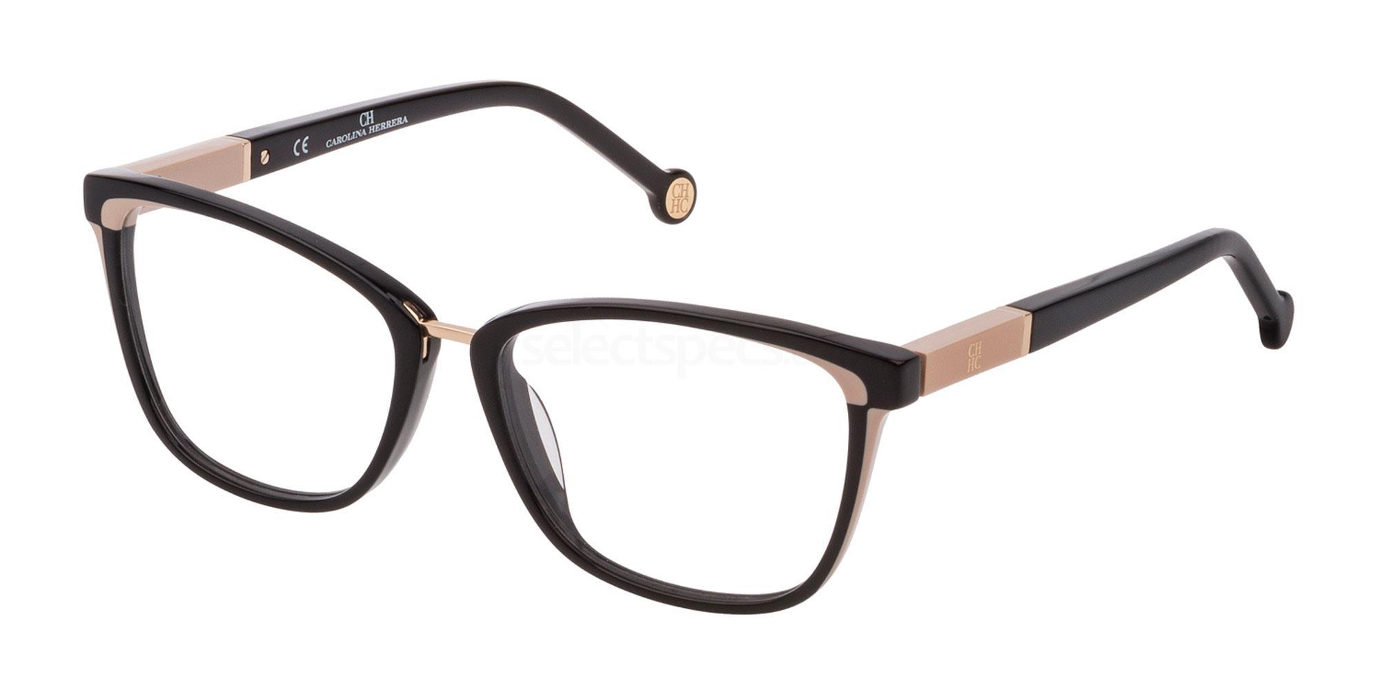 0700 VHE814 Glasses, CH Carolina Herrera