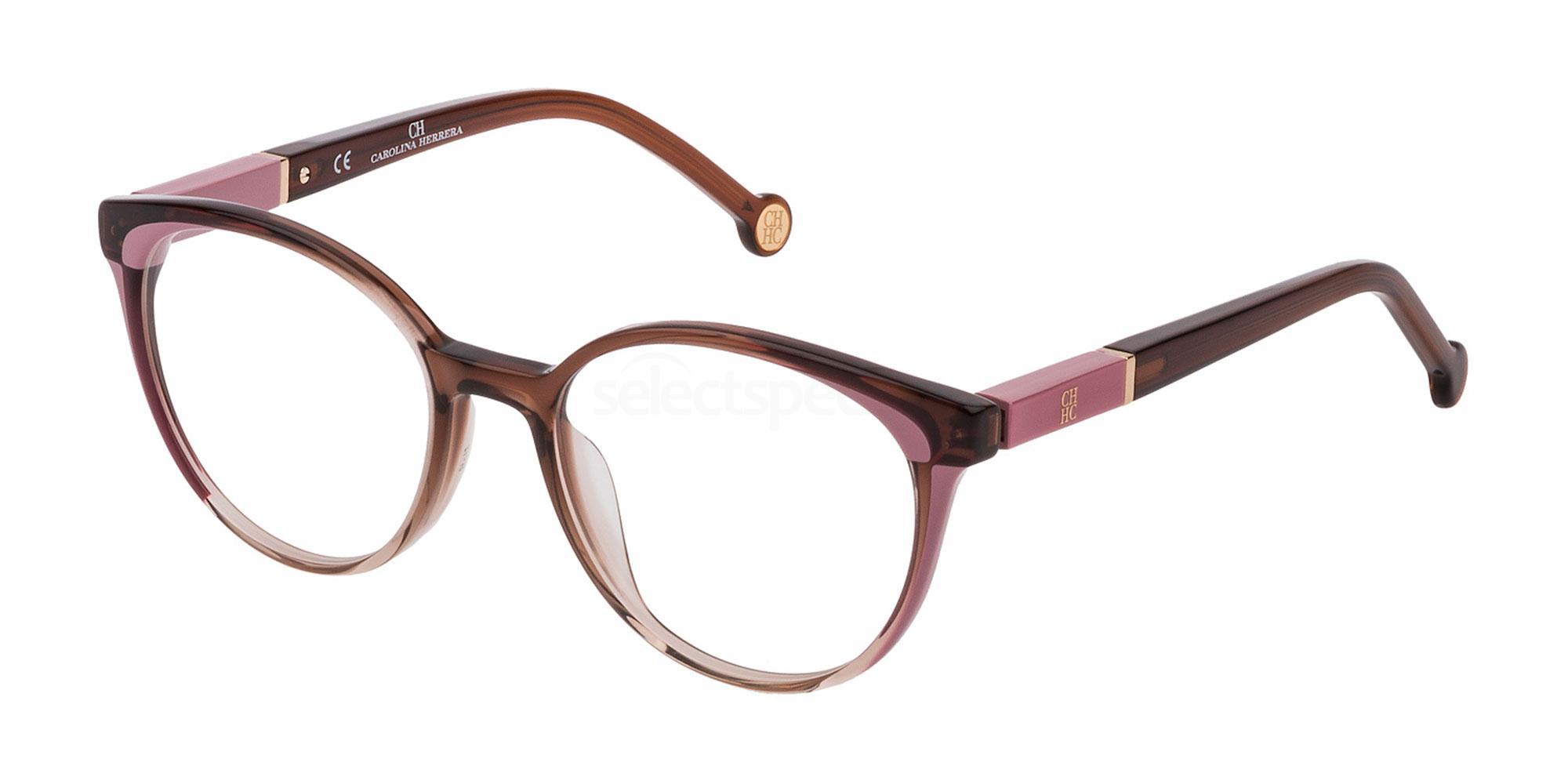 06PB VHE815 Glasses, CH Carolina Herrera