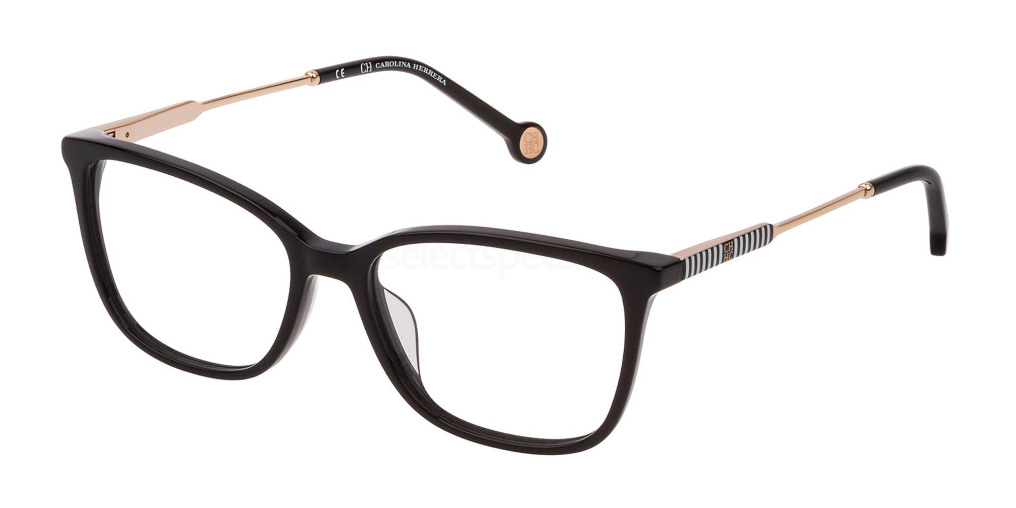 0700 VHE816 Glasses, CH Carolina Herrera