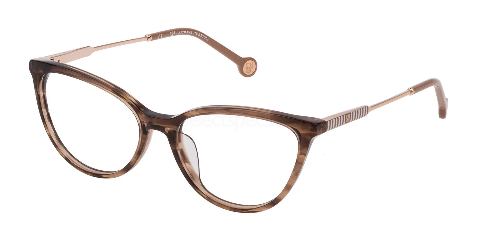 06YH VHE817 Glasses, CH Carolina Herrera