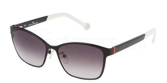 0531 SHE067 Sunglasses, CH Carolina Herrera