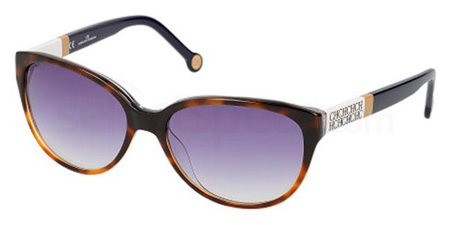 07TW SHE572 Sunglasses, CH Carolina Herrera