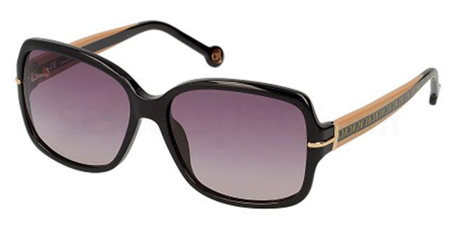 0700 SHE574 Sunglasses, CH Carolina Herrera