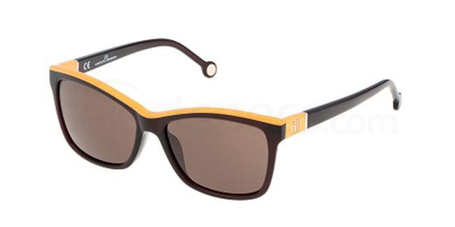 0958 SHE598 Sunglasses, CH Carolina Herrera