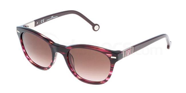 09CC SHE600 Sunglasses, CH Carolina Herrera