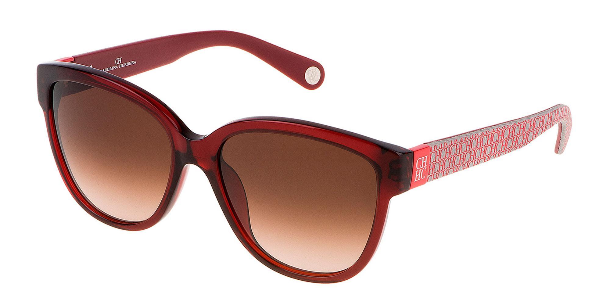 06DC SHE644 Sunglasses, CH Carolina Herrera