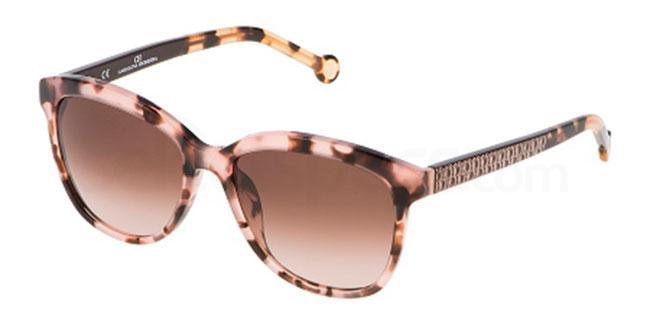 01GT SHE647 Sunglasses, CH Carolina Herrera