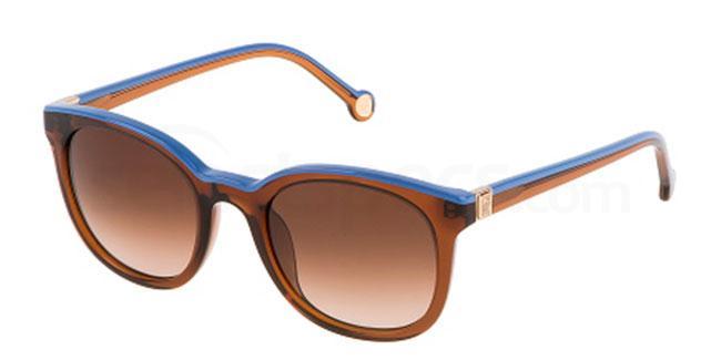 09GW SHE654 Sunglasses, CH Carolina Herrera