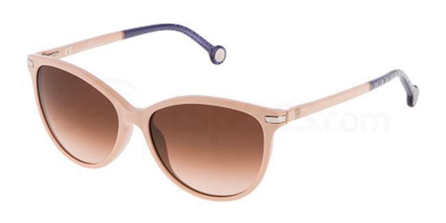 06K6 SHE651 Sunglasses, CH Carolina Herrera