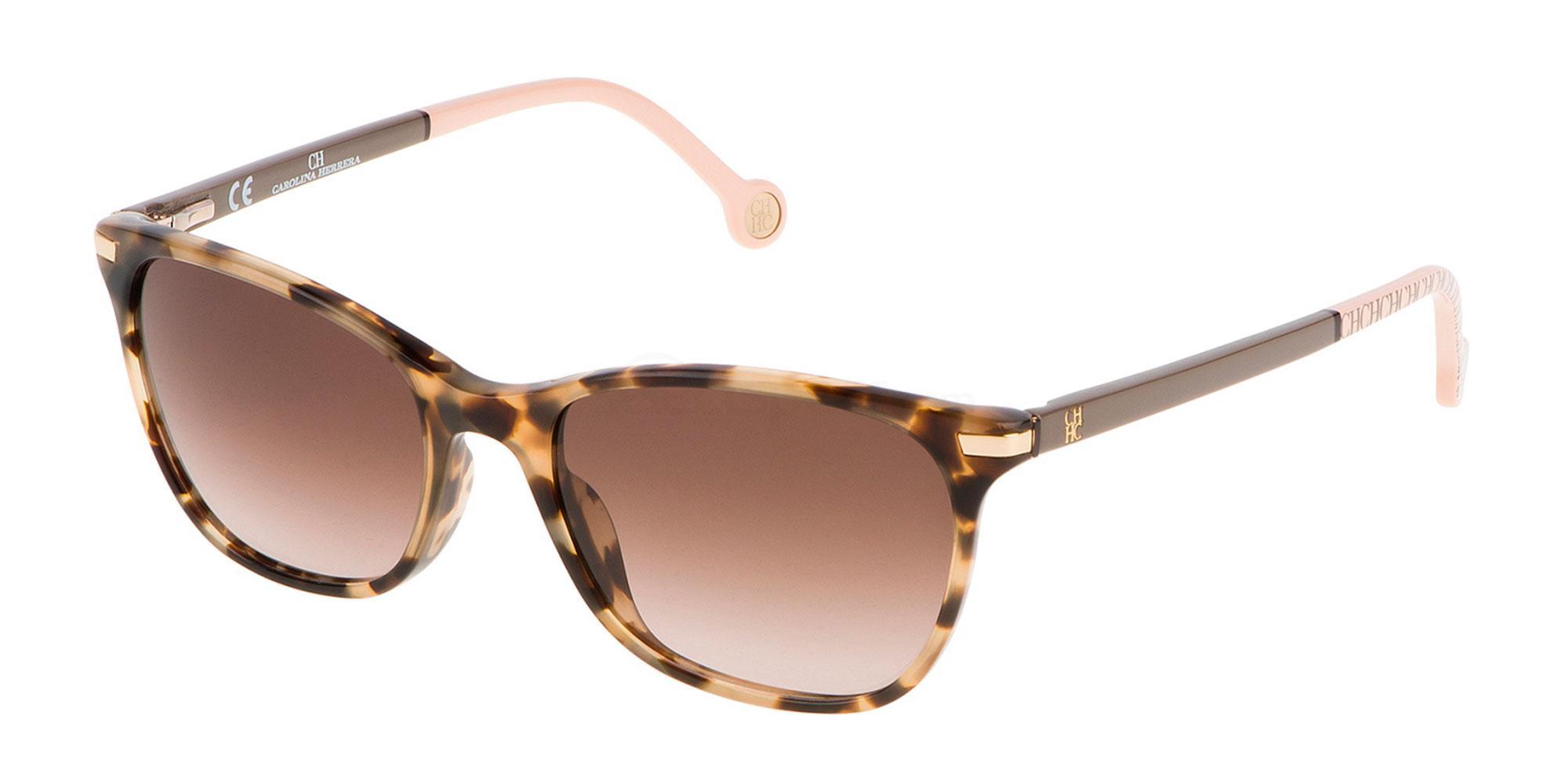 01GT SHE652 Sunglasses, CH Carolina Herrera
