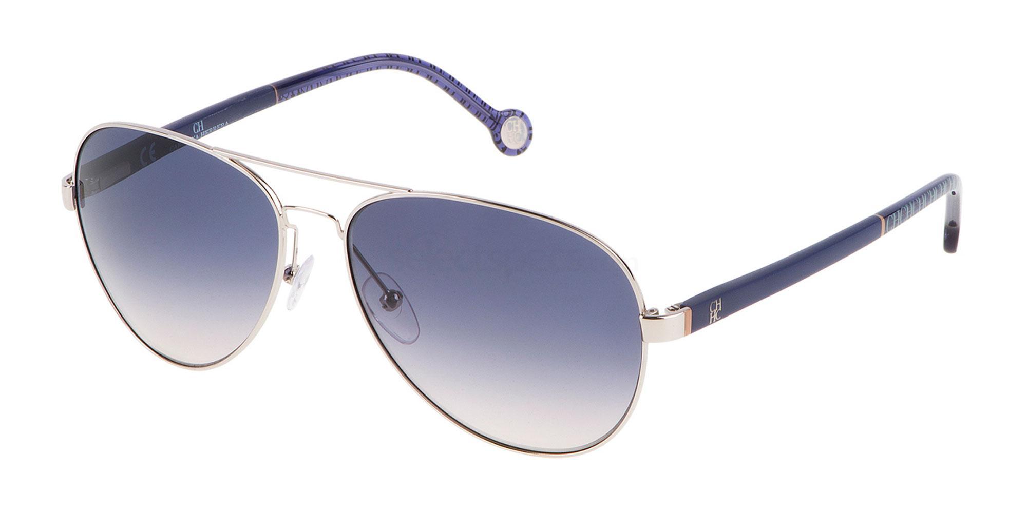 0579 SHE070 Sunglasses, CH Carolina Herrera