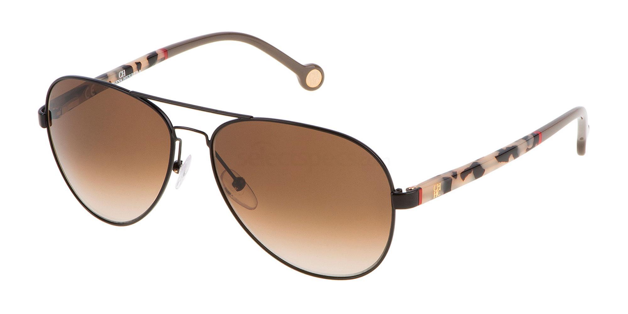 0531 SHE070V Sunglasses, CH Carolina Herrera